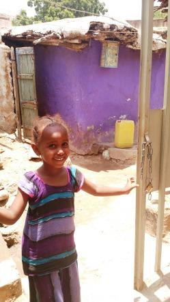 Niña, Harar. Foto: eaTropía