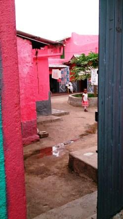 Patio. Casa típica, Harar. Foto: eaTropía