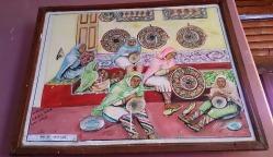 Mujeres haciendo cestas, Museo Casa de Rimbaud, Harar. Foto: eaTropía