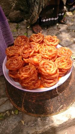Roscas de miel, Harar (igual que las de la India). Foto: eaTropía