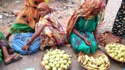 Vendedoras de fruta, Harar. Foto: eaTropía