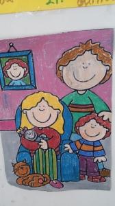8. La familia. Foto: eaTropía