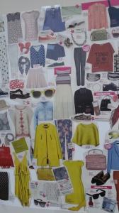 15. Póster con ropa. Foto: eaTropía