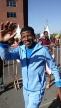 El atleta Haile Gebreselassie. Foto: eaTropía