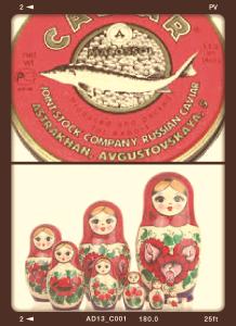 La llauna de caviar