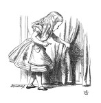 John Tenniel, Alice's Adventures in Wonderland by Lewis Carroll, 1865